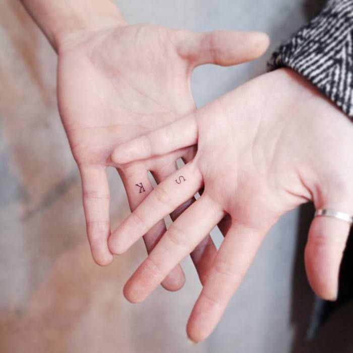 50 Powerful Matching Tattoos To Share With Someone You Love - Page 5 of 5 - TattooBloq
