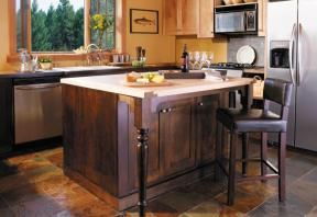 free blueprint to build this kitchen island a possibility for my rh pinterest com