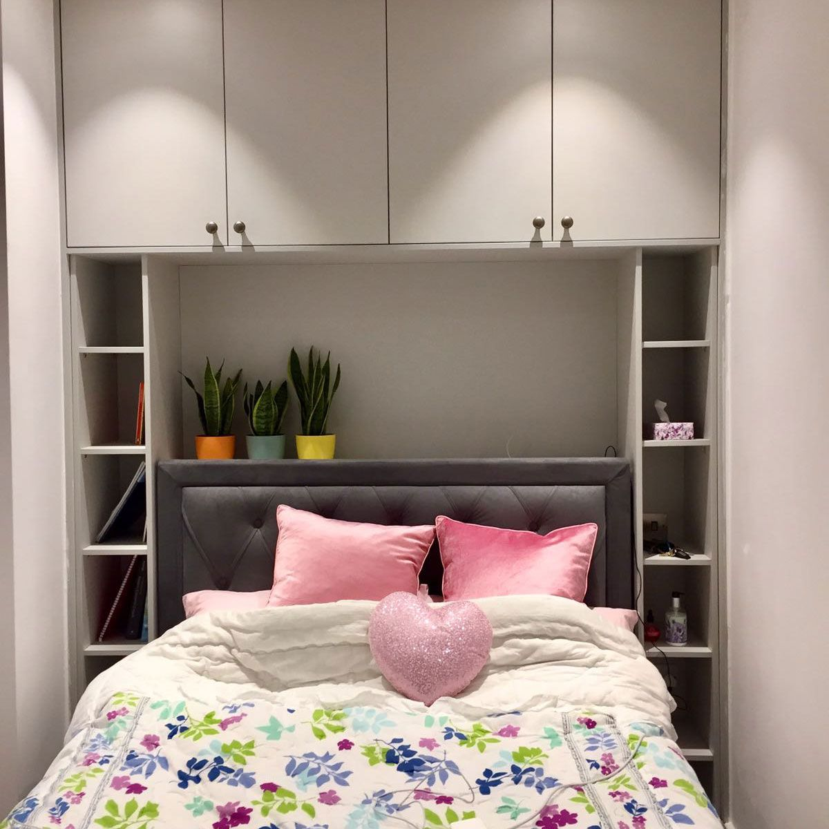 Be inspired stay inspired Fitted Wardrobes over