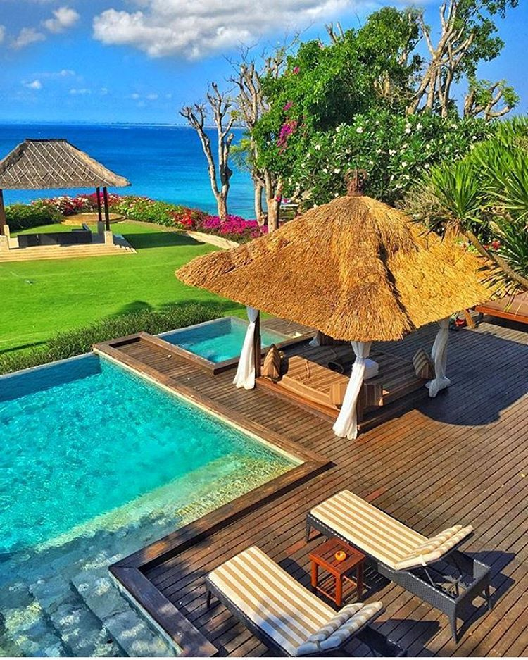 """Rooms: """"AYANA Resort & Spa, Luxurious 78 Private Pool Villas"""