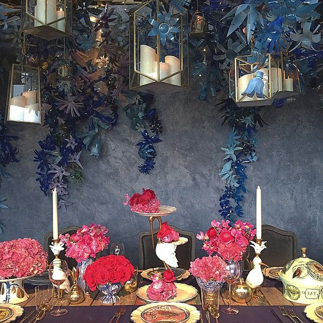"""#DBD2015 #diffa #diningbydesign #anthropologie"""
