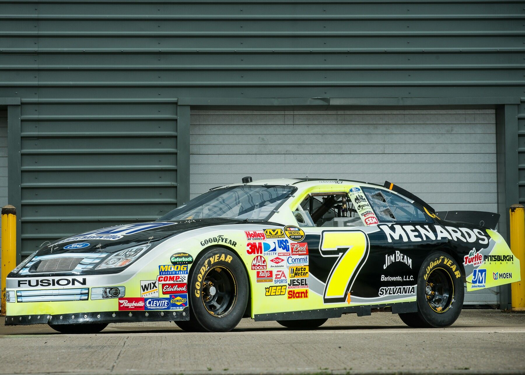 Pin By Guardrail On Racer Nascar Ford Fusion Nascar Cars