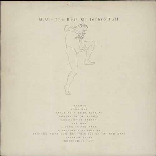 M.U. - The Best Of Jethro Tull + Poster