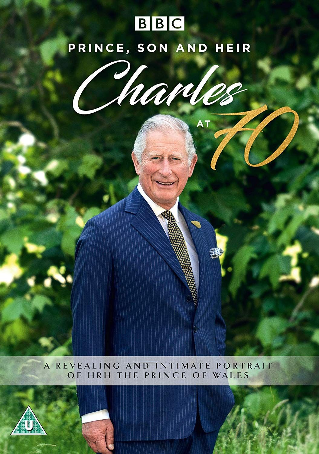 Prince Son And Heir Charles At 70 Dvd 2018 Amazon Co Uk