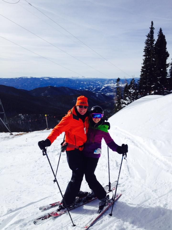 skiing is a family affair during winter sports retreat at spring rh pinterest com
