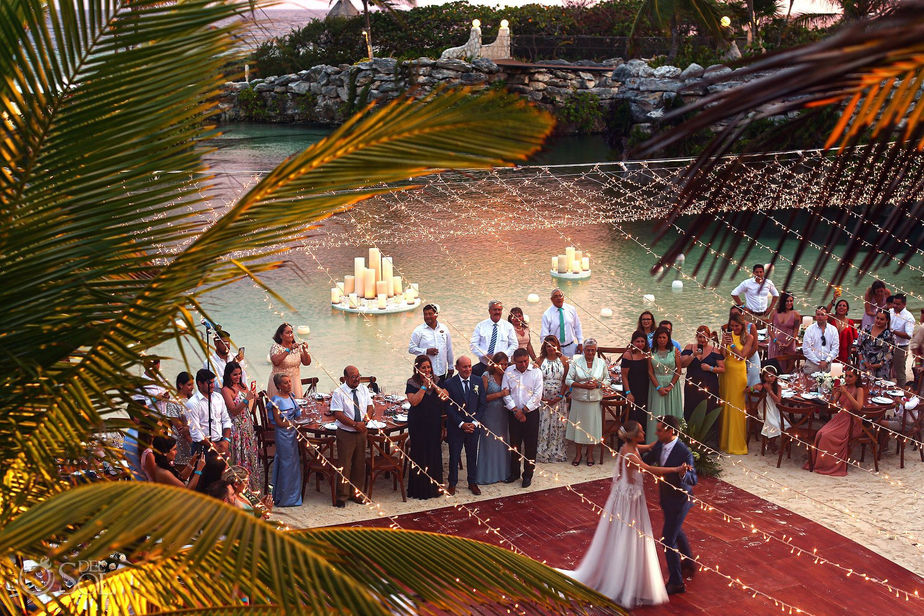 Hotel Xcaret Mexico Weddings Del Sol Photography Mexico Wedding Riviera Maya Wedding Venue Riviera Maya Weddings