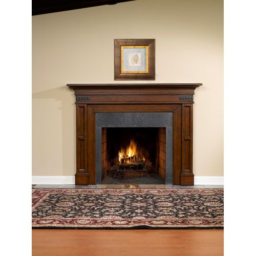 mission fire place mission style fireplace fireplace mantel rh pinterest com