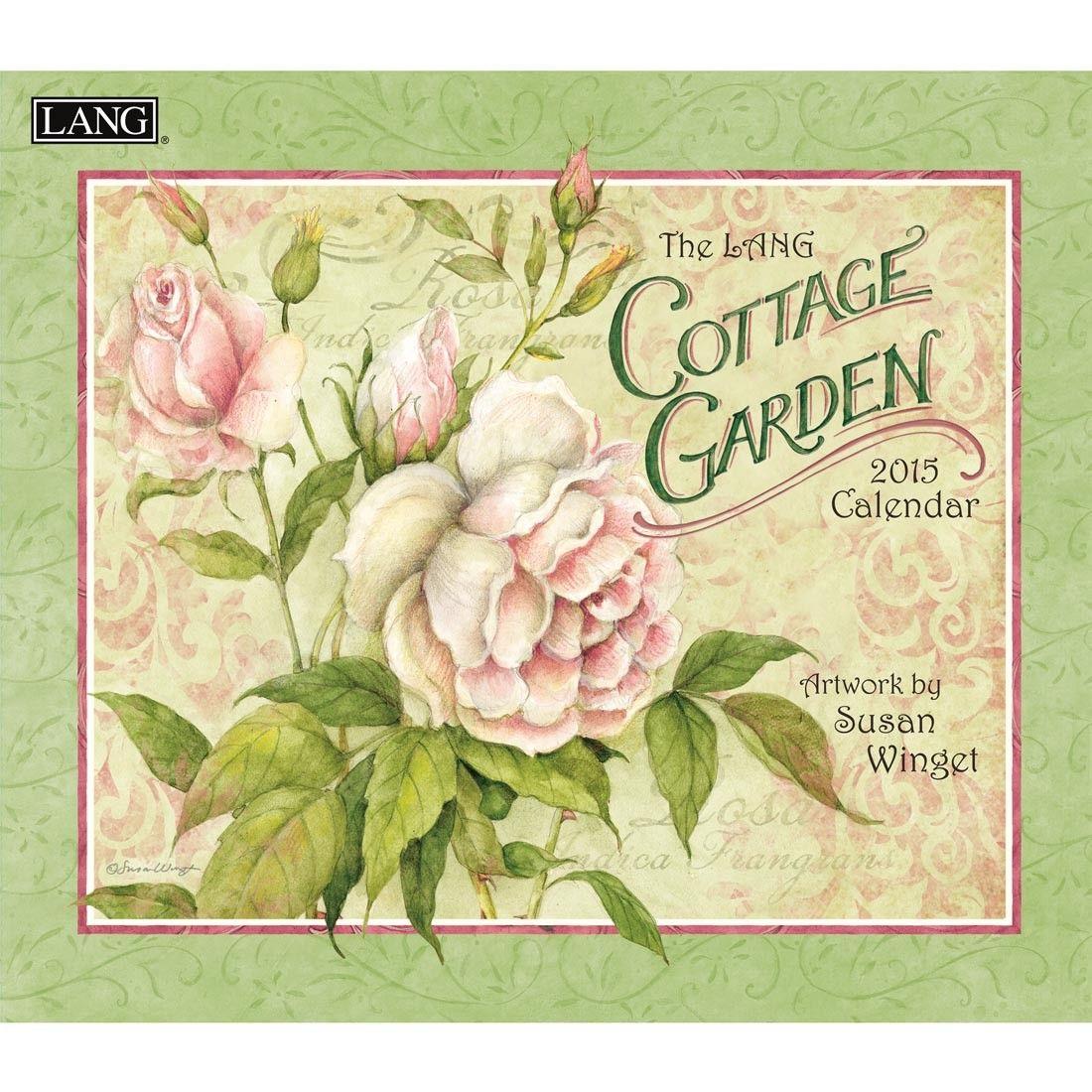 Cottage Garden 2015 Wall Calendar , 1001794 | Lang | Lang ...