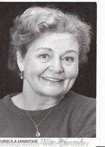 Ursula Hinrichs