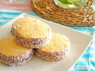 Alfajores de dulce de leche y coco recipe spanish desserts food forumfinder Image collections