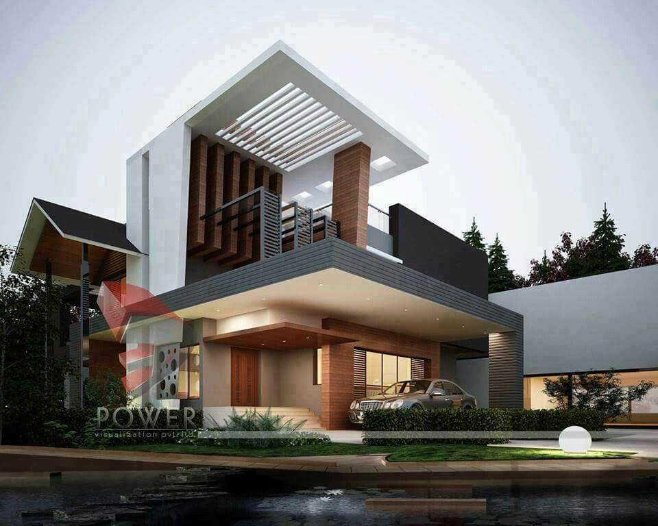 Ultra 3D Home Design Concepts | Architecture | Pinterest ...