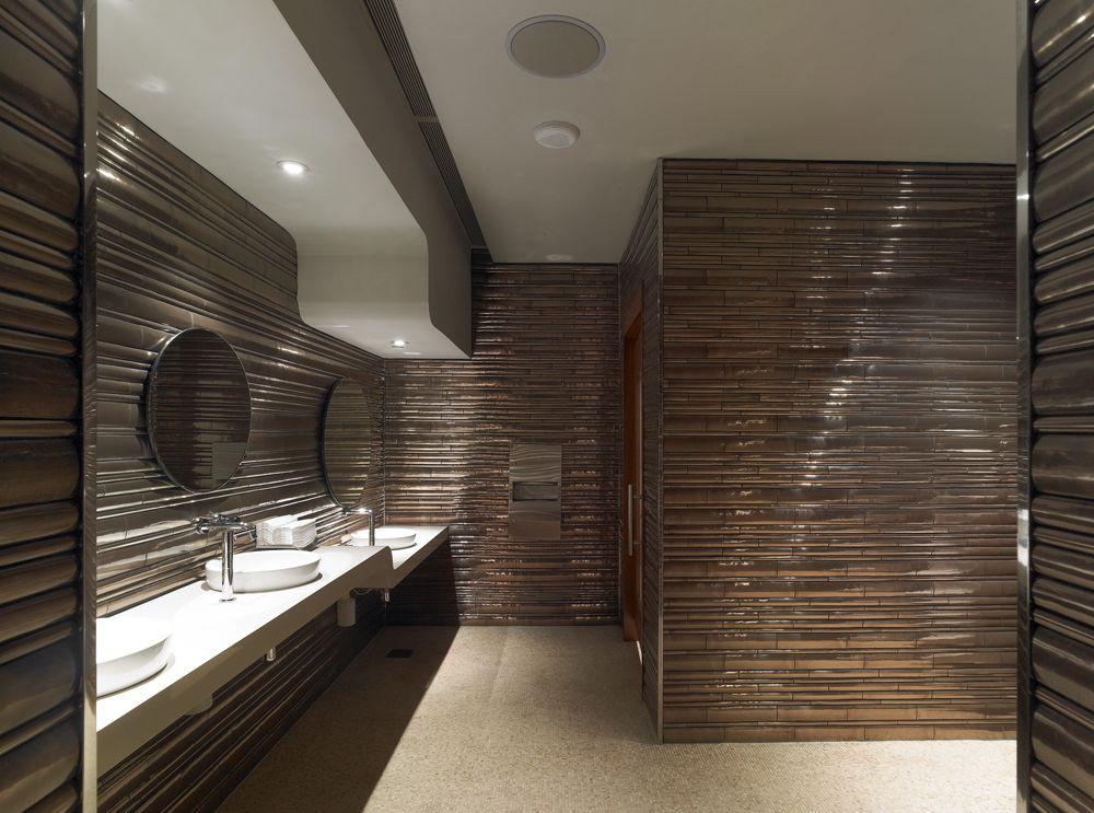 office washroom design. restroom design by jzad at waku ghin restaurant in singapore office washroom