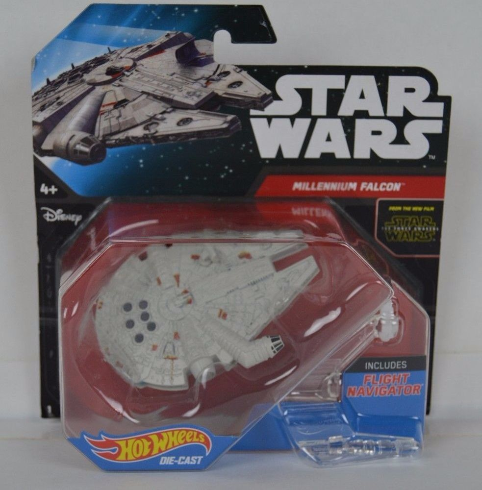 Hot Wheels Star Wars 1 Millennium Falcon 27942