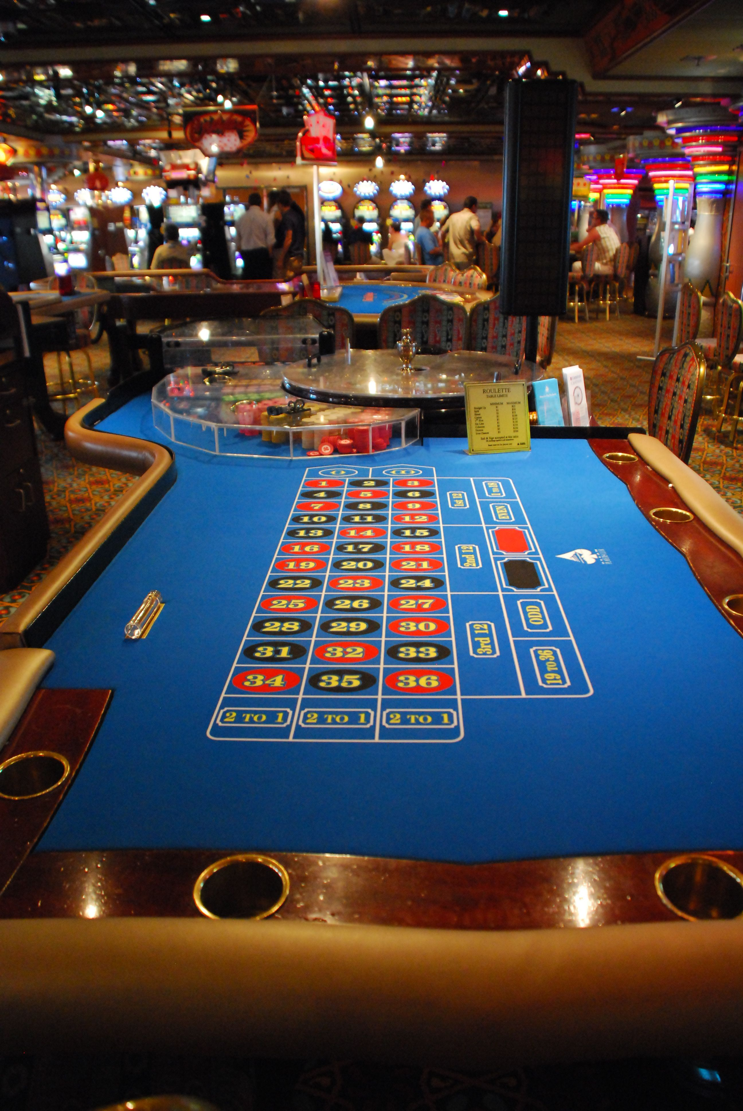how to play roulette at casino