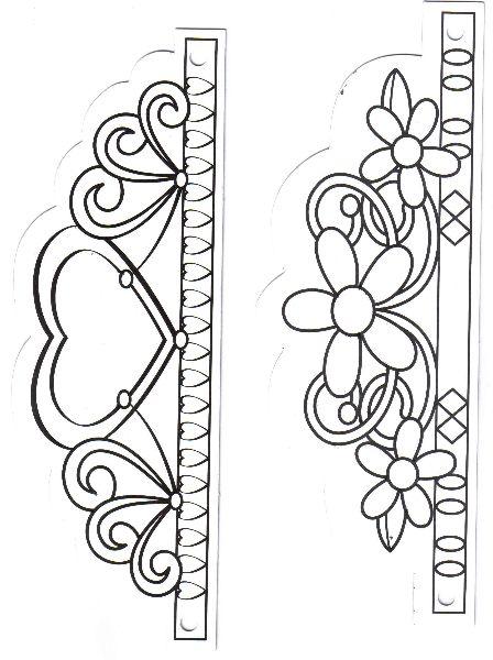 princess tiara craft templates cakes pinterest crown template