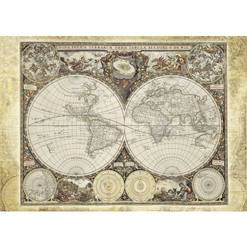 Historical world map jigsaw puzzle present ideas for moogi me historical world map jigsaw puzzle gumiabroncs Images