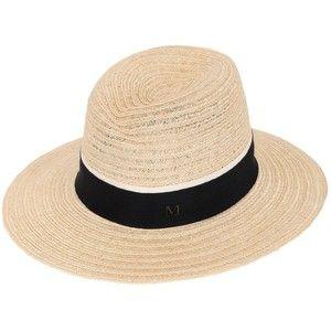 Virginie straw hat Maison Michel bmn5DGXmK