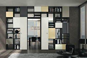 parete attrezzata-esempio 2   Divisorio, Mobili, Design ...