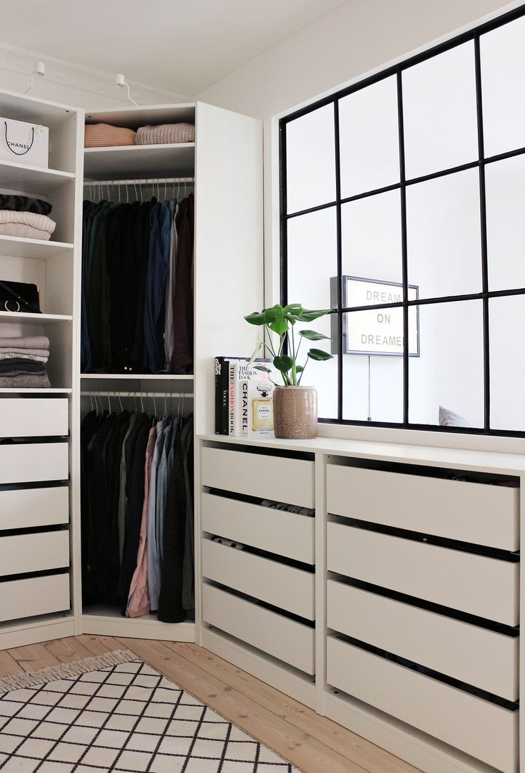 kleiderschrank ankleidezimmer inspirationen in 2018. Black Bedroom Furniture Sets. Home Design Ideas