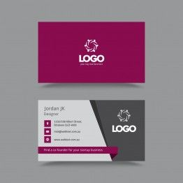 Free stylish professional name card template namecard design free stylish professional name card template pronofoot35fo Choice Image