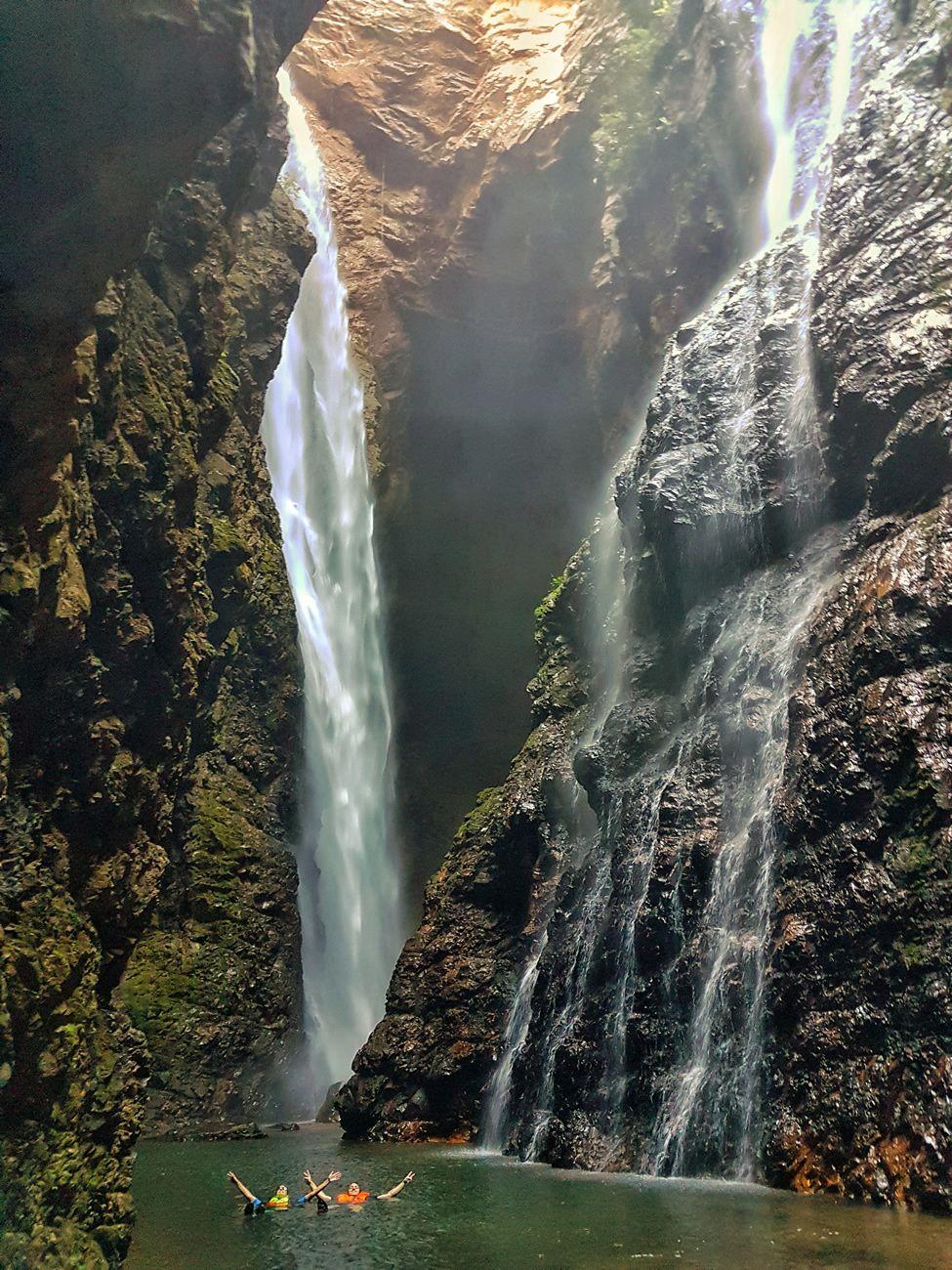 Cachoeira Do Dragao Chapada Dos Veadeiros Goias Cachoeira
