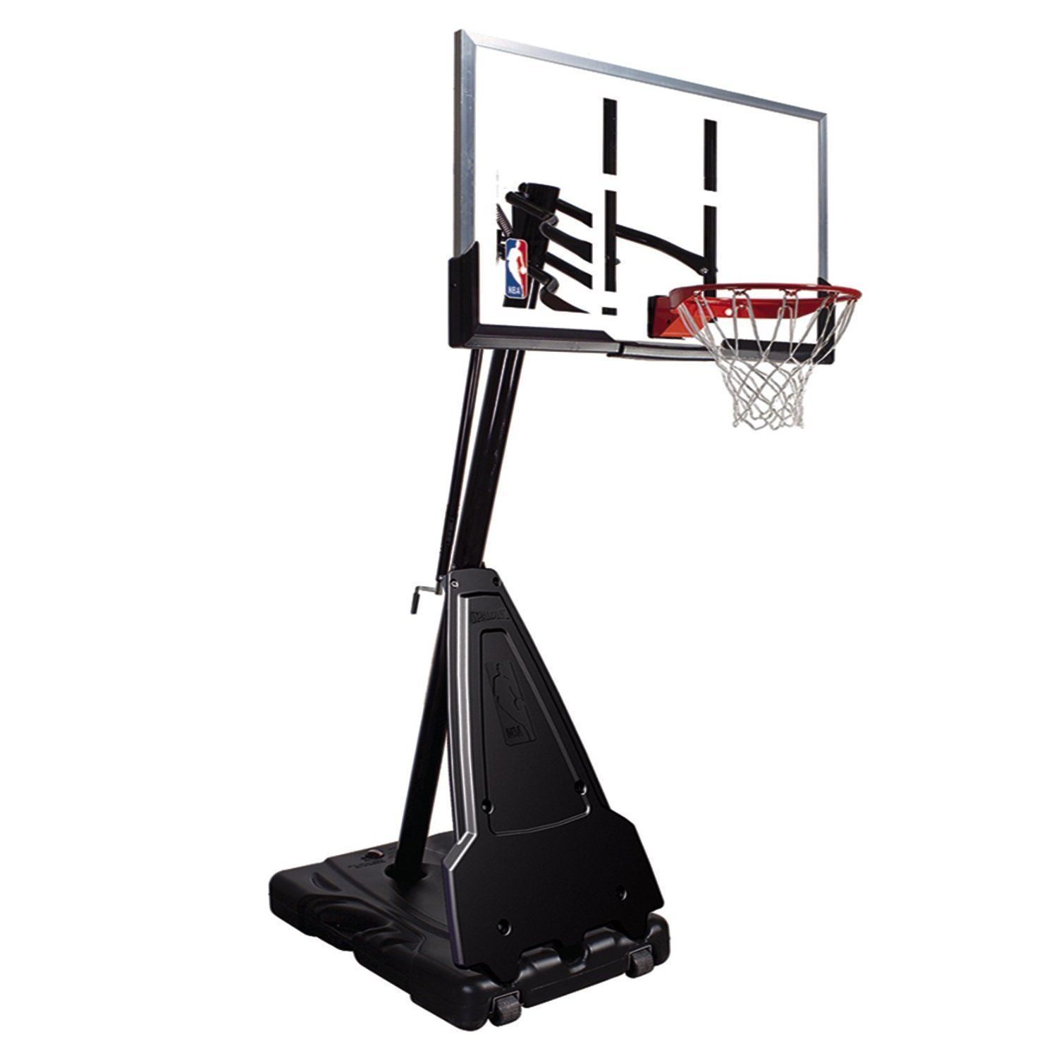 backboard systems 21196 spalding 68564 portable basketball system