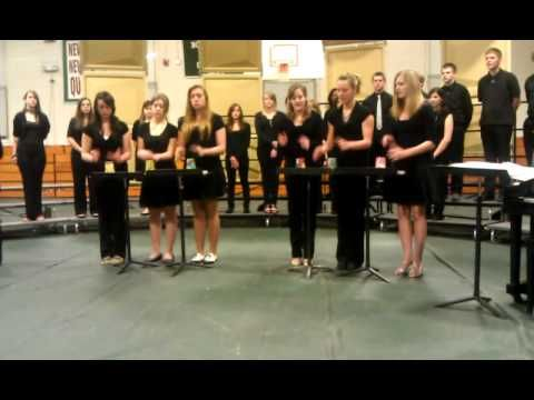 Woodsville Hs Concert Choir When I M Gone While Playing