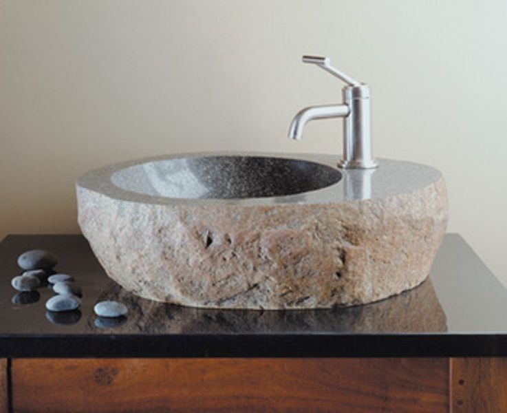 Stone Age Stone Sink Stone Bathroom Sink Sink