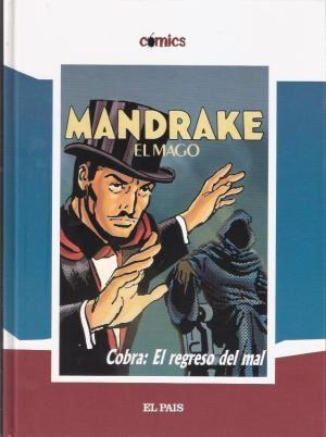 Mandrake El Mago Cobra El Regreso Del Mal De Lee Falk Mandrake