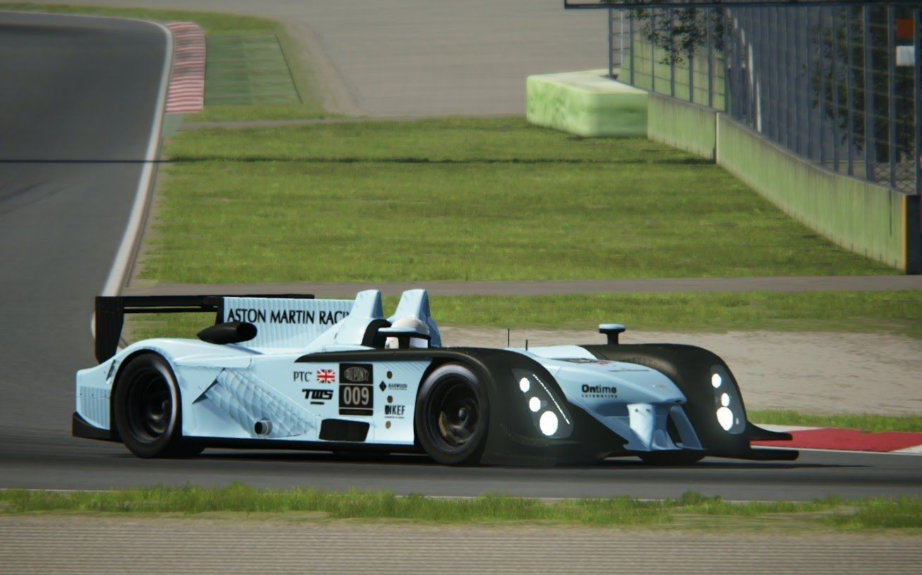Assetto Corsa 2011 Aston Martin Amr One Imola Gtm Virtua Super