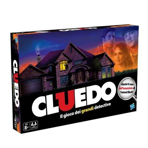 Cluedo, Il gioco investigativo più famoso di tutti i tempi si presenta con un look aggiornato! #cluedo #giochidisocietà #giochedatavolo #roccogiocattoli