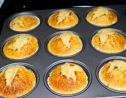 Buttermilch-Kokosmuffins - Rezept - ichkocheat Muffins - chefkoch käsekuchen muffins