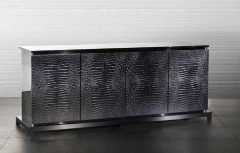 Fendi Casa :: Leather cabinet ... Hot | Great Furniture ...