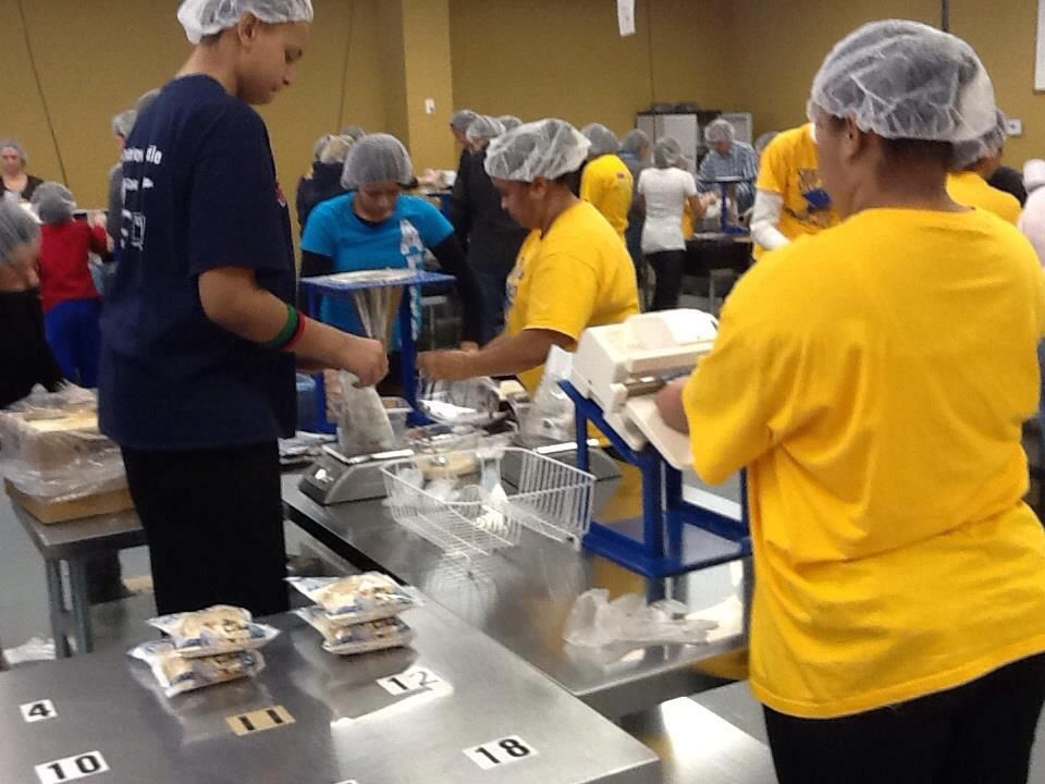 "Waukegan To College ""Feed My Starving Children 2013"""