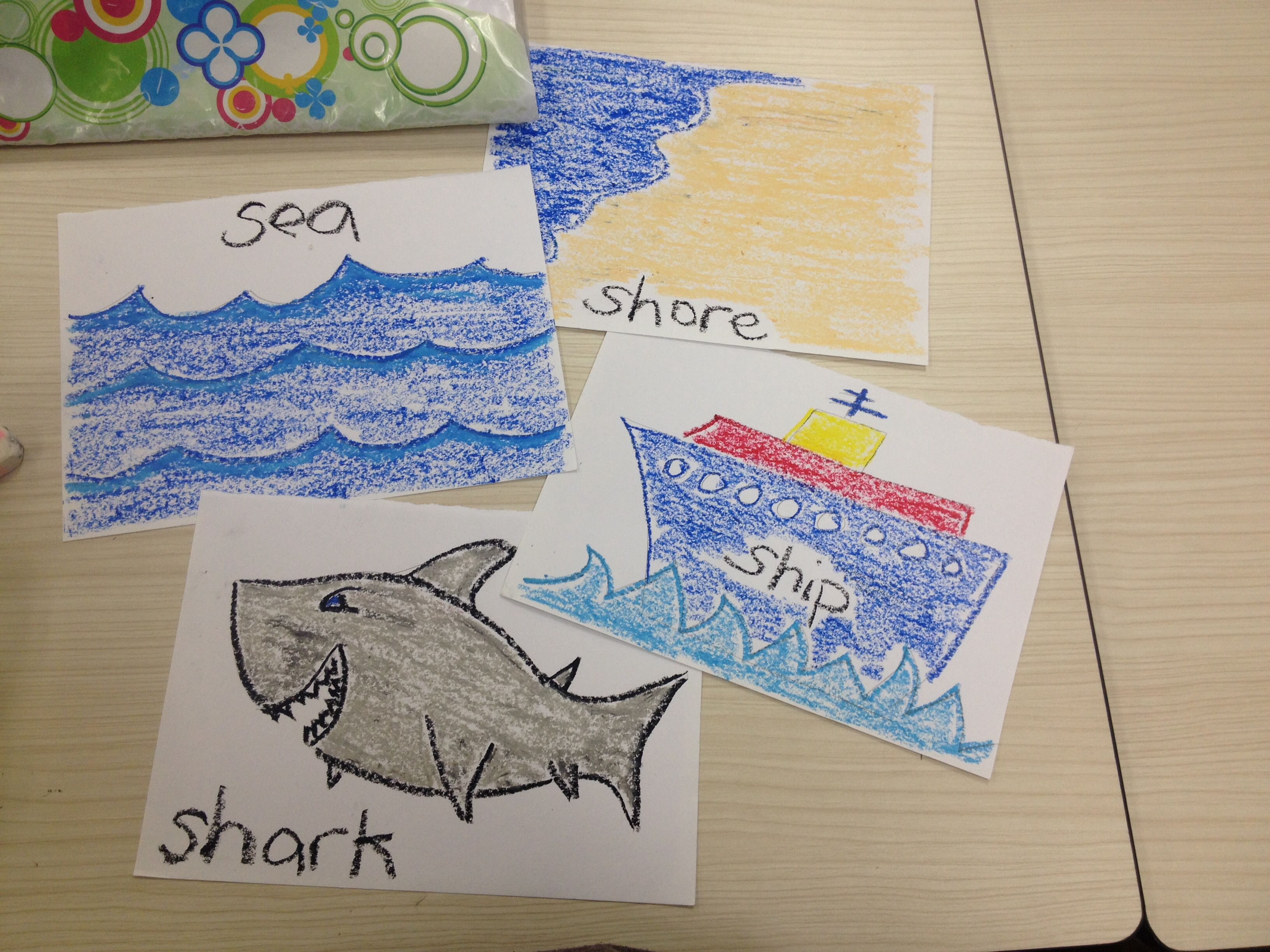 how to play ship shark shore game