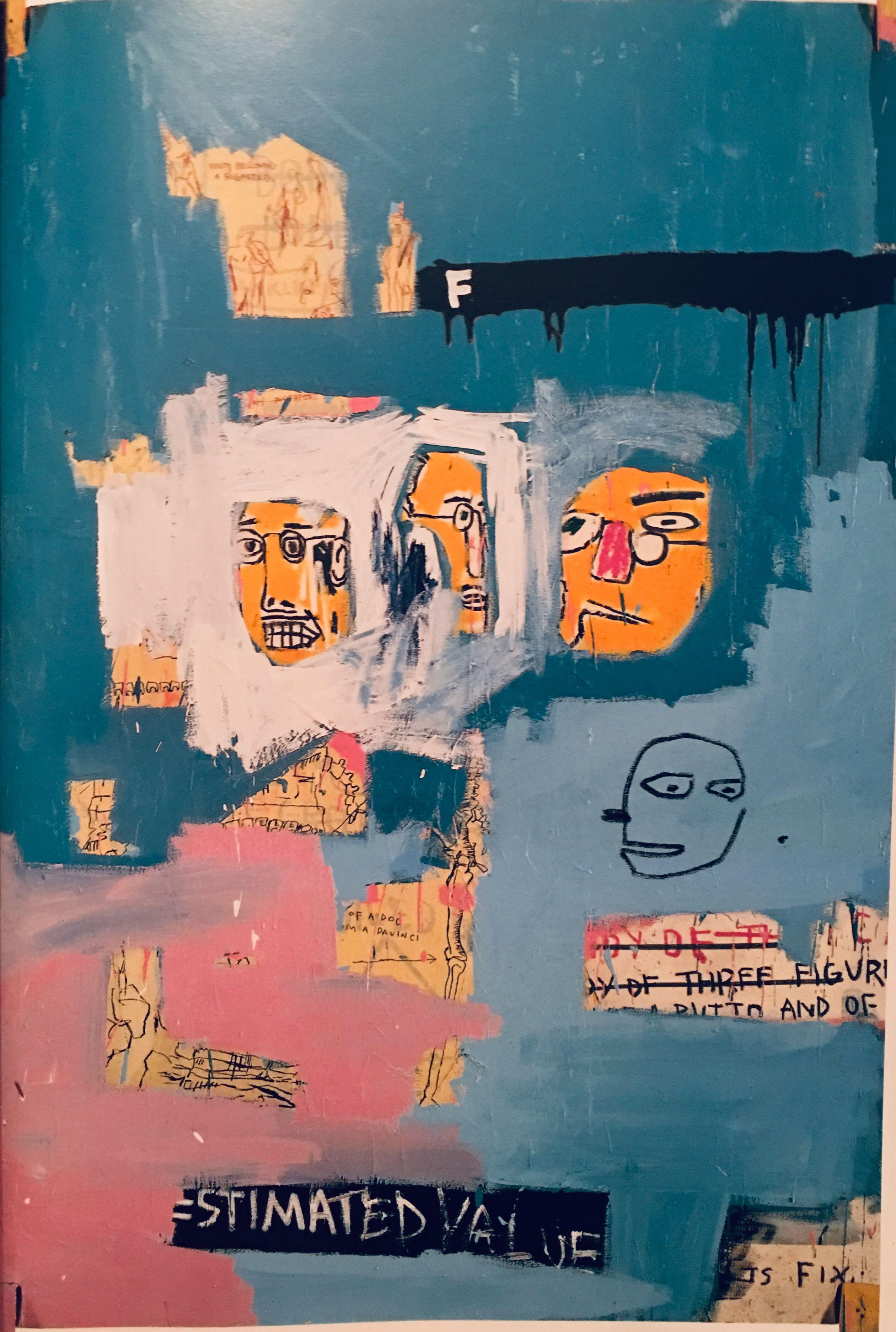 Pin By Vaiva Verikaitė On Art Basquiat Art Jean Michel Basquiat Art Abstract Art Painting