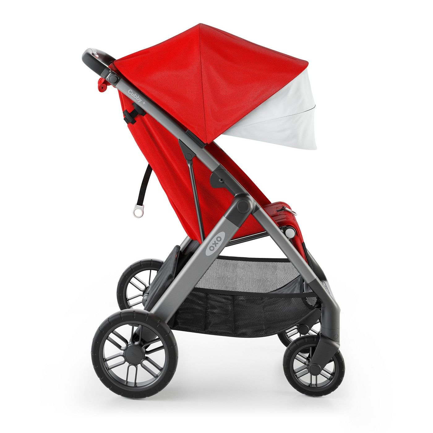 OXO Cubby plus Stroller Red Affiliate Cubby, Aff,