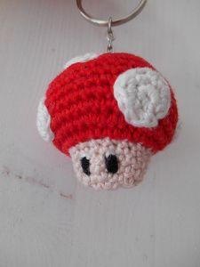 Super Mario mushroom!