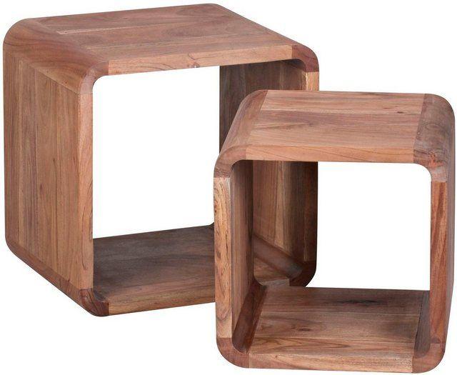Pin Von Gustavo Pereira Auf Folding Furniture In 2020 Beistelltisch 2er Set Couchtisch Massivholz Beistelltisch