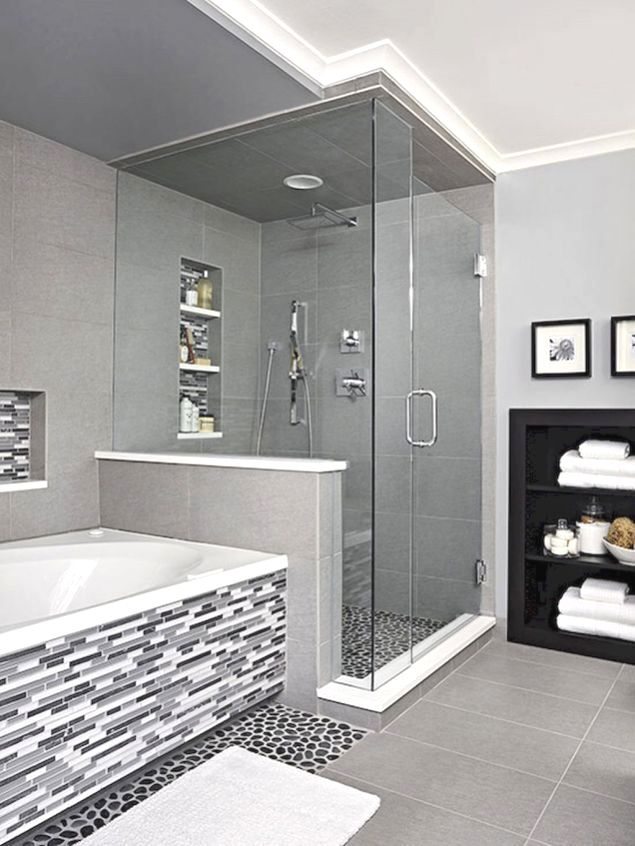 lovely small master bathroom remodel on a budget 34 bathroom rh pinterest com