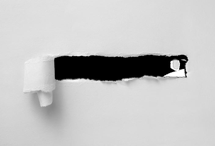 Torn paper broken. Free image on pixabay