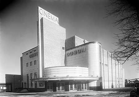 Odeon Cinema, East Parade, Harrogate, North Yorkshire