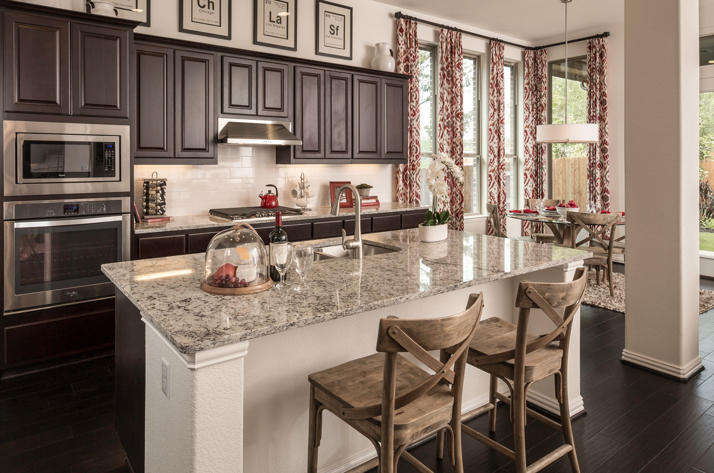 New Homes Available In The Parkside At Mayfield Ranch Community Of  Georgetown, TX In The Austin TX Area! Discover Our Floor Plans For Parkside  At Mayfield ...
