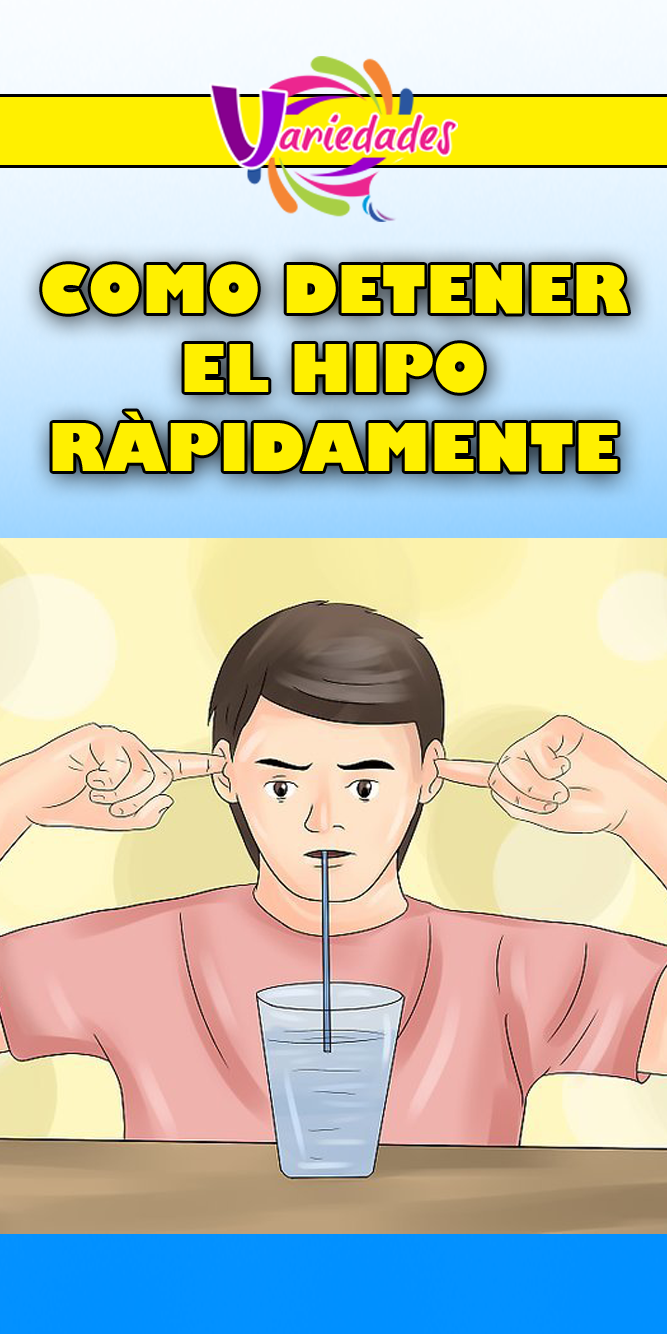 Como Se Controla El Hipo