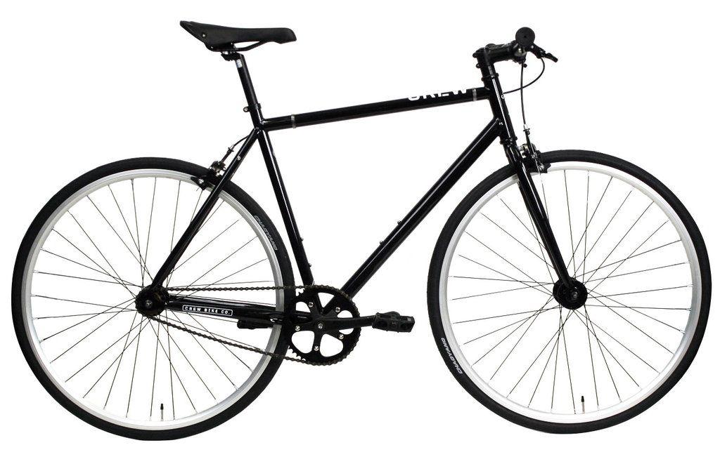 Crew Bike Co City 1 Single Speed Bike Road Bike Road Bikes Bike