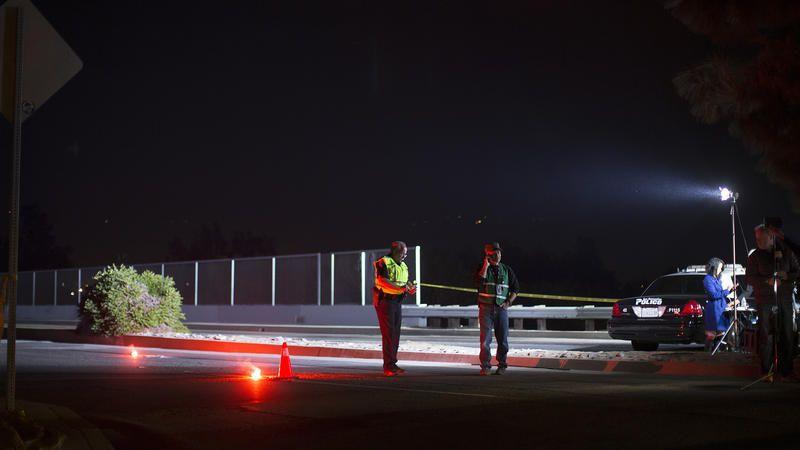 Multiple victims reported in San Bernardino shooting
