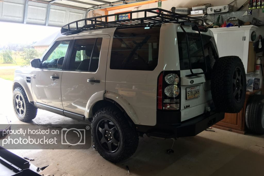 2016 Land Rover Lr4 Discovery 4 Project Build Land Rover Land Rover Discovery Discovery