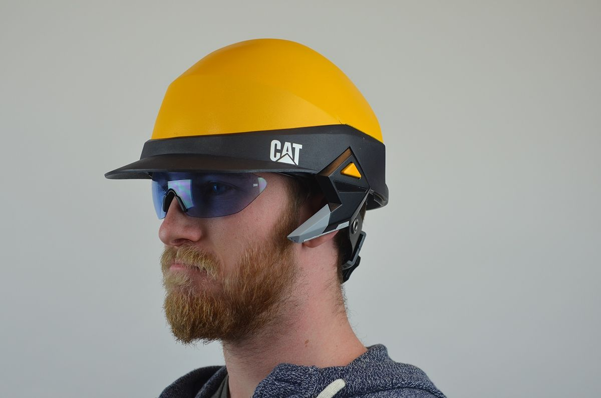 Cat hardhat on behance hard hats helmet best hard hat