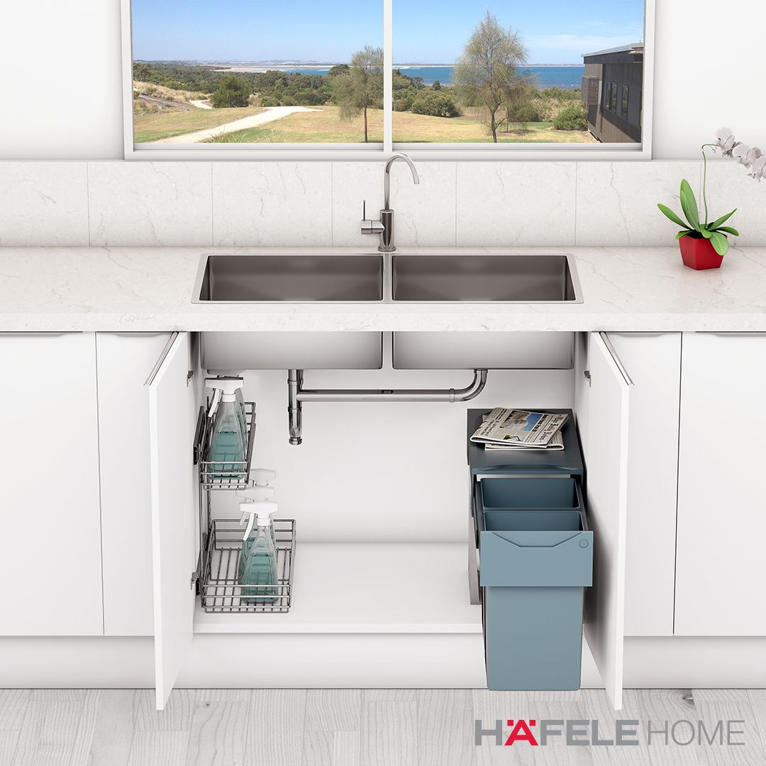 Are you looking for storage solutions for the under sink cabinet ...