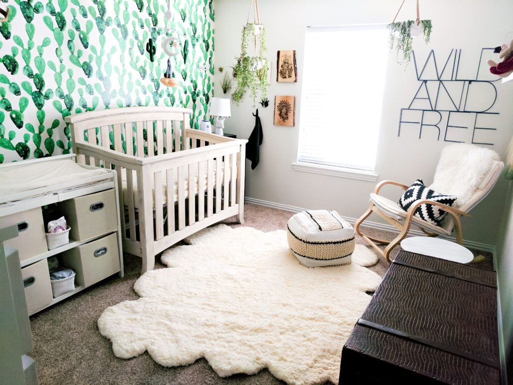 Best Readers Favorite Boho Desert Chic Gender Neutral Nursery Nursery Neutral Baby Room Decor 400 x 300